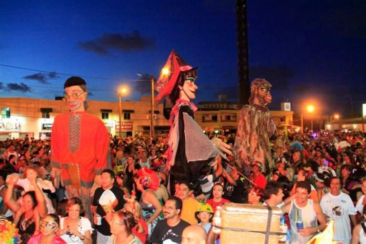 Divulgado quais blocos e troças receberão apoio municipal para o Carnaval de Natal