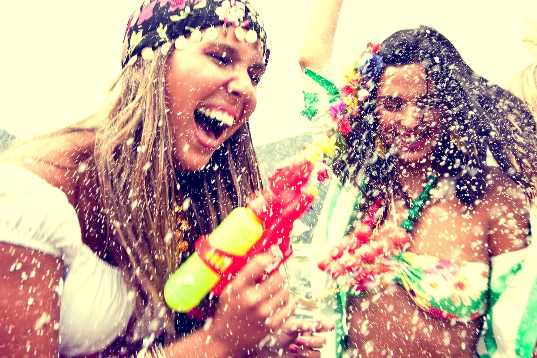 2 prévias carnavalescas gratuitas para curtir neste fim de semana
