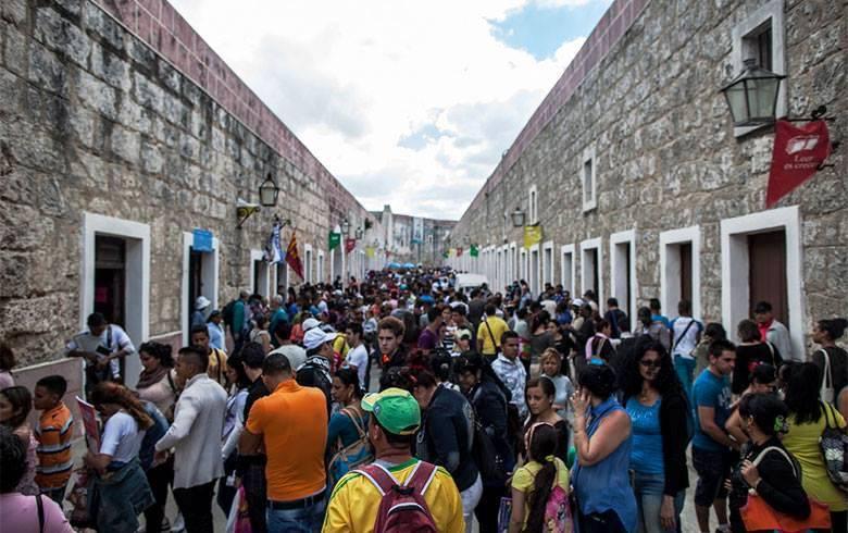 [HISTÓRICO] Autores do RN representarão o Brasil em importante feira em Cuba