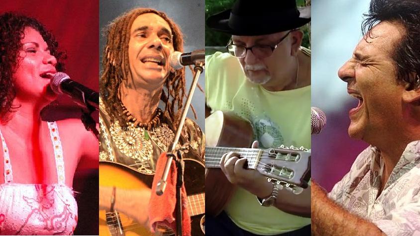 Listamos para você as 10 melhores músicas potiguares desde 1980