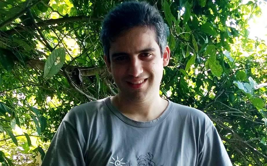 POETA DA SEMANA: Paulo Caldas Neto