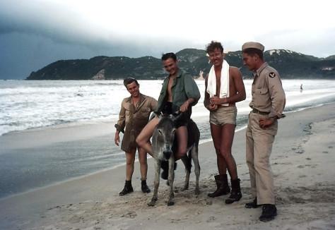 1943 – Um dia diferente em Ponta Negra