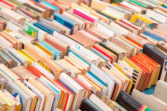 Nesta quinta e sexta acontece Feira de livros e artesanatos no Centro Histórico