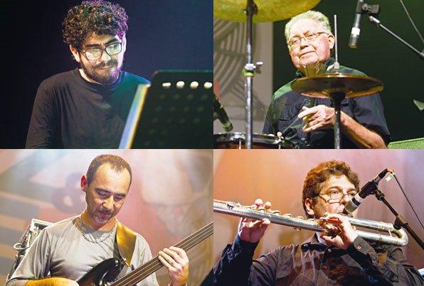 Renomado quarteto cearense vem a Natal para show e oficinas gratuitas de música