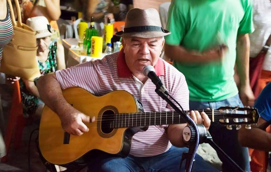 Festival de samba em Recife recebe inscrições de obras até 30 de abril