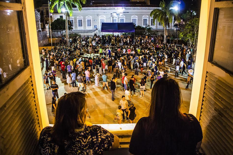 Novo projeto Mostra de Música Sete e Meia estreia com Mirabô