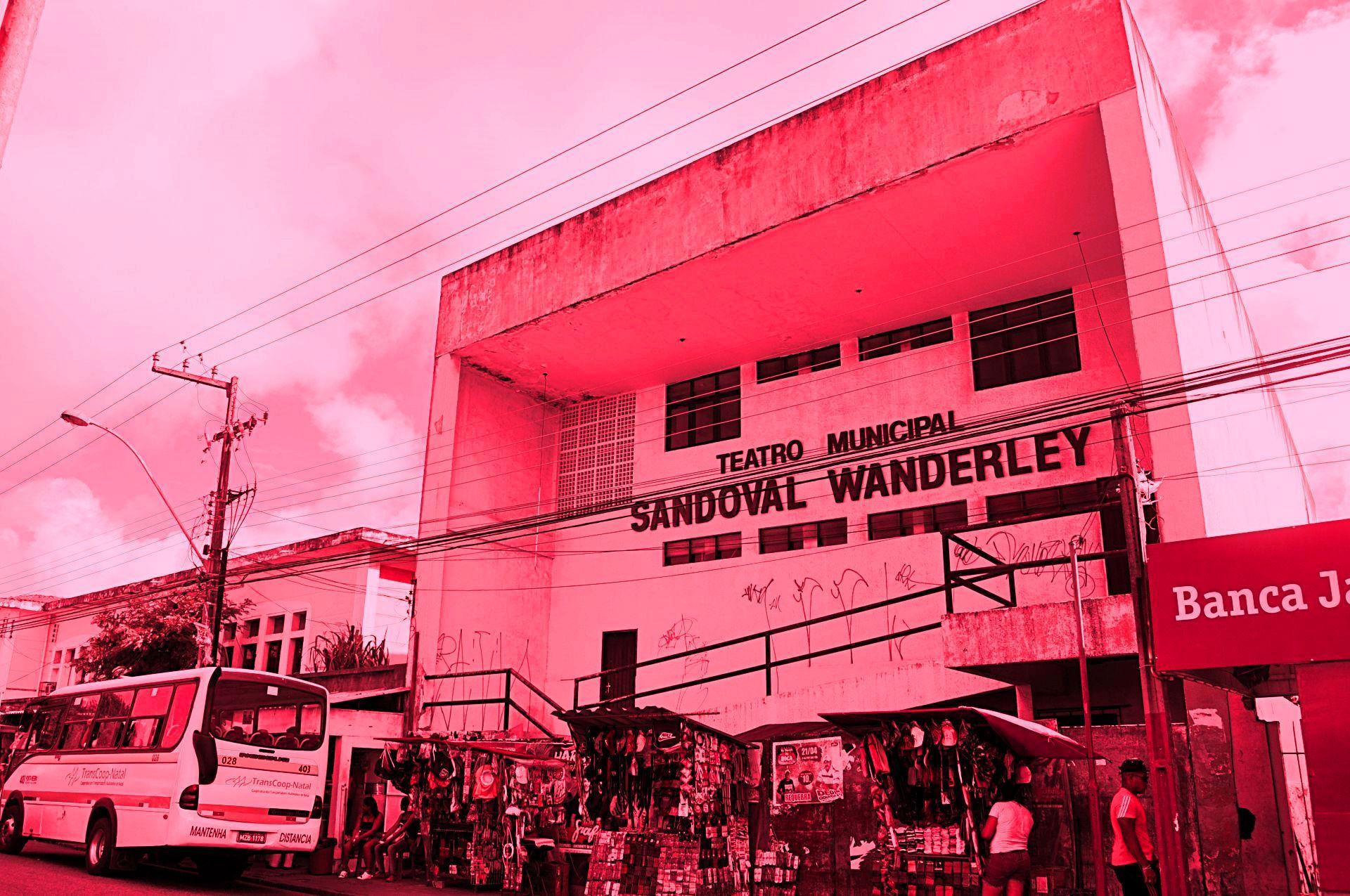 Precisamos debater o Teatro Sandoval Wanderley ou um novo teatro