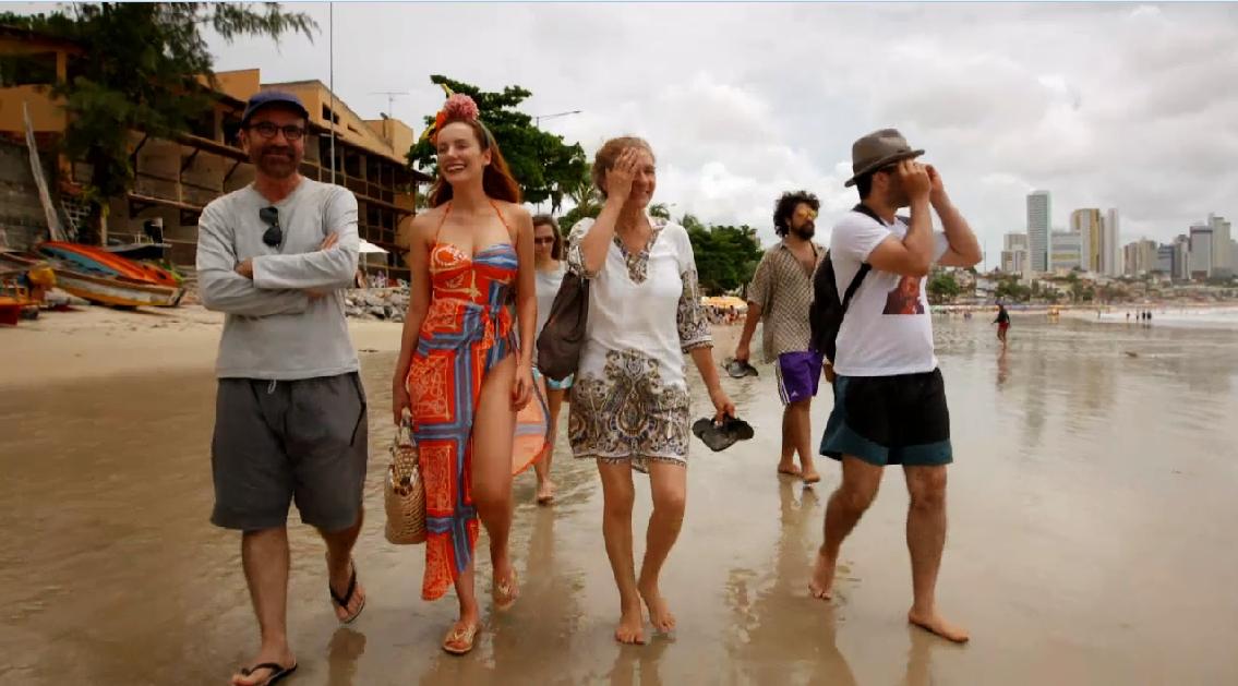 [VÍDEO] Família alto astral de Natal foi sensação na MTV; assista