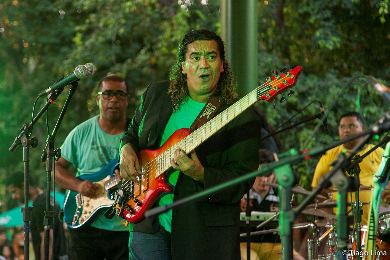 Com R$ 1 você pode assistir um dos melhores músicos do Brasil em Natal
