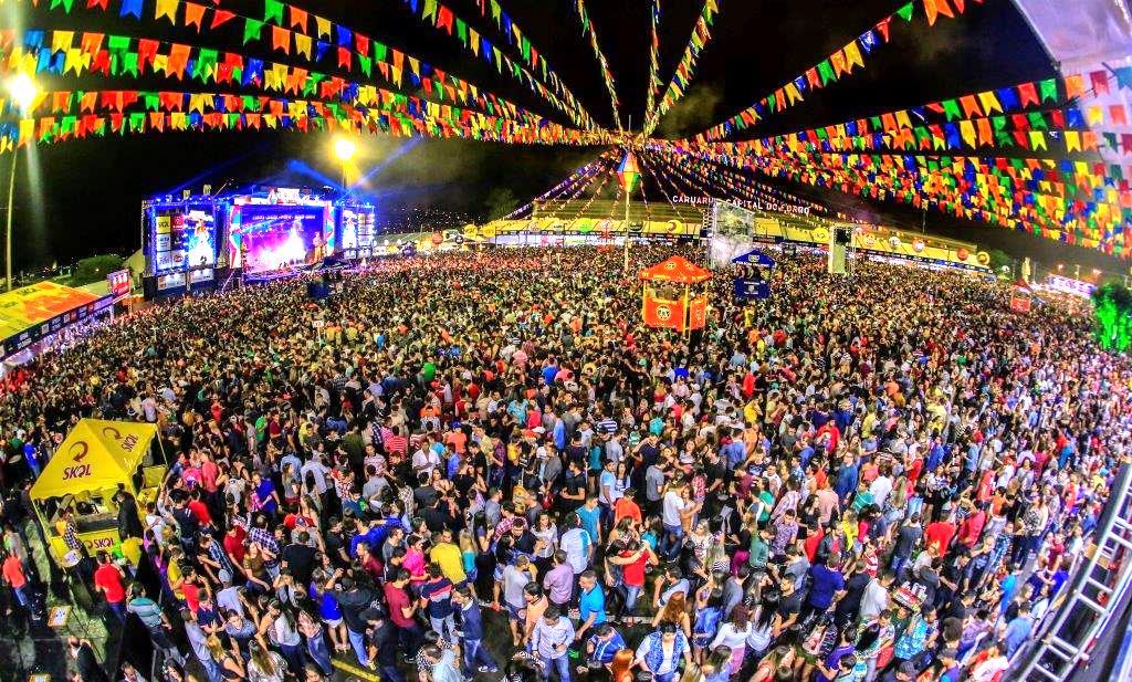 Veja programação gratuita do São João de Natal no Arena das Dunas