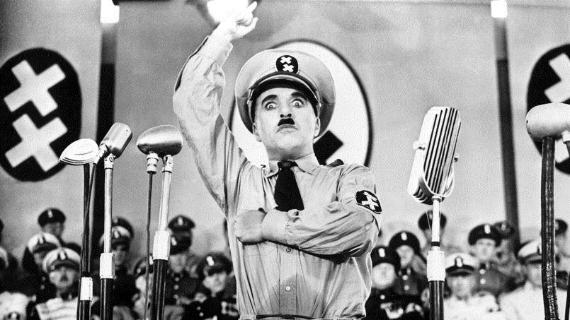O Chaplin de Natal