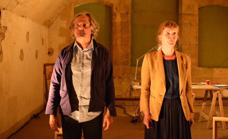 Cia de Teatro parisiense faz residência artística com jovens do Passo da Pátria