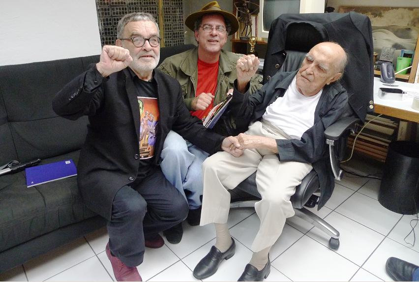 Crônica da utopia revisitada – um encontro com Oscar Niemeyer