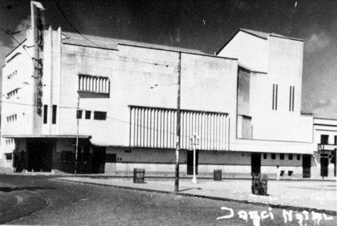 O anão do cine Rio Grande