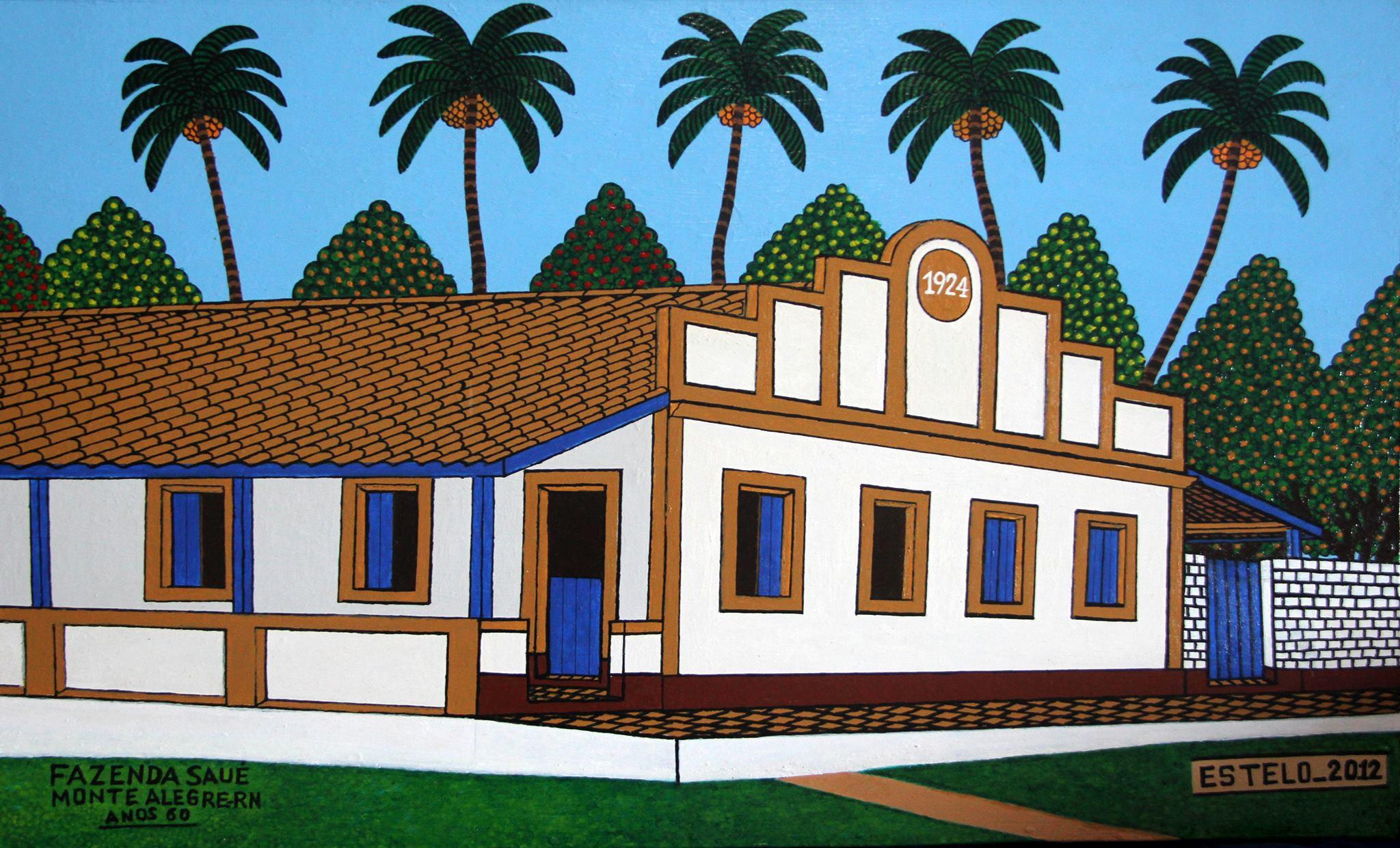 Duas exposições e posse de nova diretoria na Pinacoteca Potiguar neste sábado