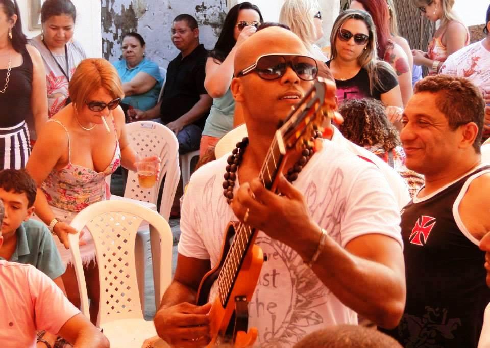 Carioca radicado em Natal gravará DVD ao vivo com samba e feijoada gratuitos