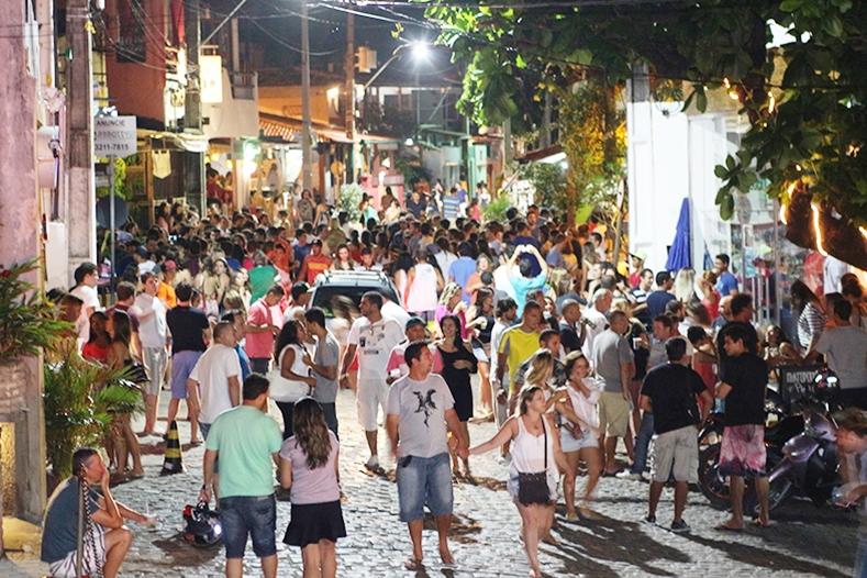 Veja a programação completa do Festival Cultural e Gastronômico da Pipa