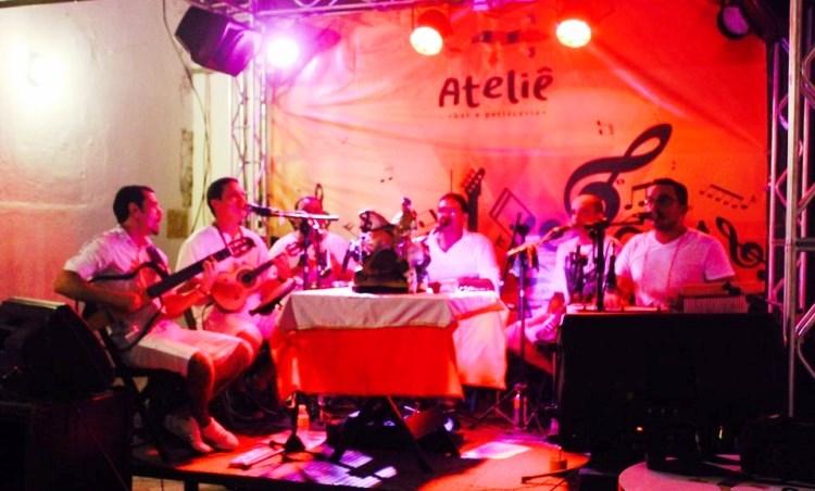 Samba Autoral Potiguar se apresenta nesta quarta na Ribeira