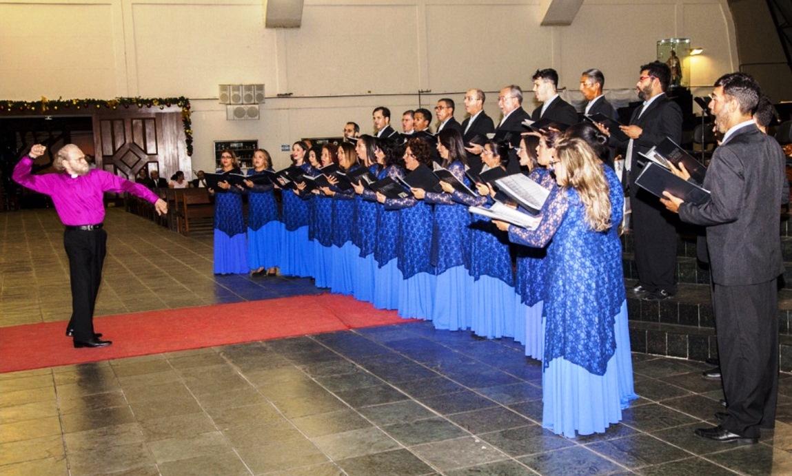Camerata de Vozes do RN participará da canonização dos santos potiguares no Vaticano
