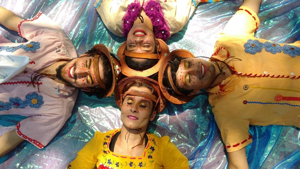 Companhia carioca apresenta espetáculo gratuito em Natal e Parnamirim essa semana