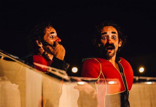 Dom Quixote e Sancho Pança garantem animação do Bosque Encena deste domingo