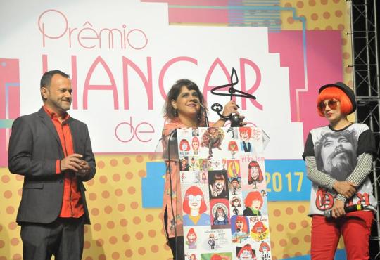 Confira todos os premiados do Prêmio Hangar 2017