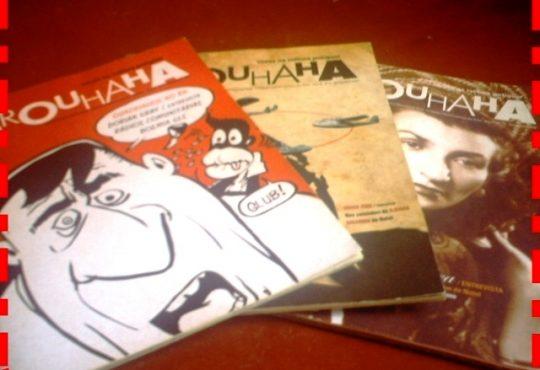 [OPINIÃO] Revista Brouhaha volta e já está disponível para leitura