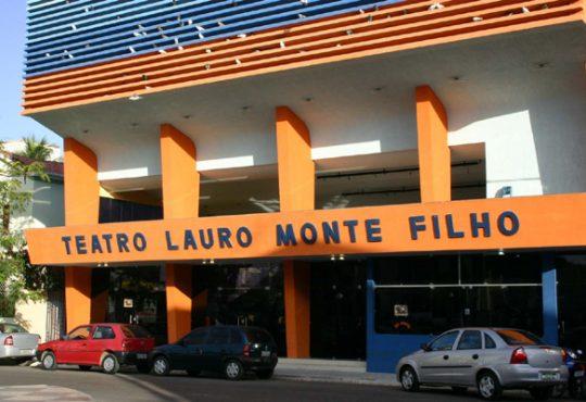Lançada licitação para reforma do Teatro Lauro Monte Filho