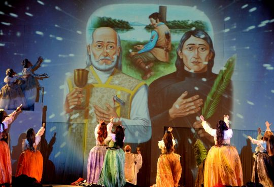 Última apresentação da Cantata aos Santos Mártires acontece nesta sexta