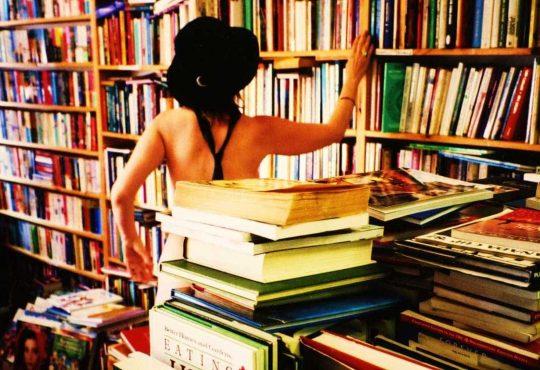 O que te faz comprar um livro?
