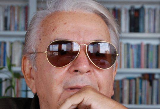 Curtinhas: Morre o poeta, cronista e intelectual Sanderson Negreiros