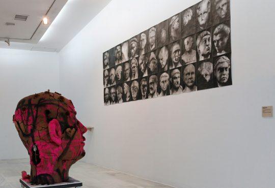 Exposição em Natal questiona relação da arte e da história após períodos de guerra