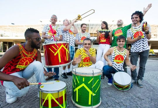 Movimento Grandes Carnavais terá Beatles e a carioca Bangalafumenta