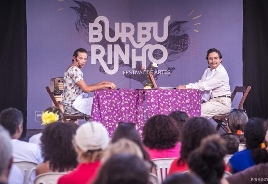 Burburinho Festival de Artes inicia período de inscrições para sua segunda edição