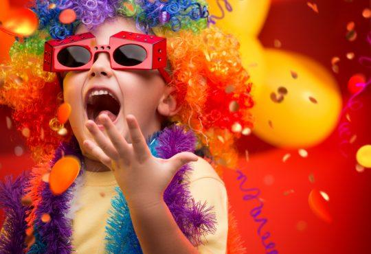 Tem carnaval pra meninada nesta quinta e no domingo, na Cidade da Criança