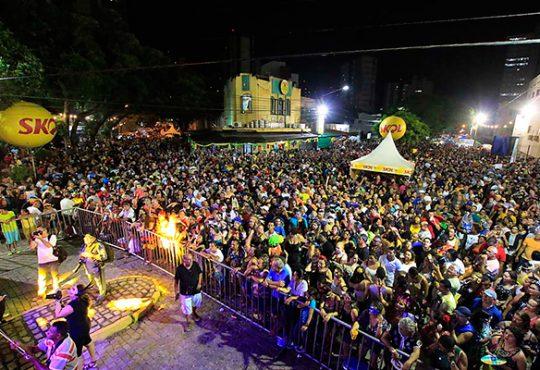 Confira a programação do Bloco Petrópolis Folia durante o Carnaval de Natal