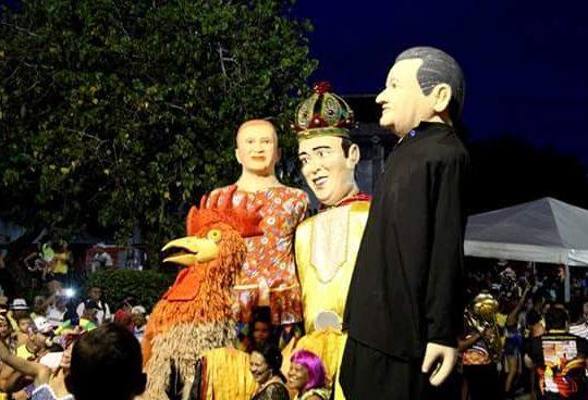 Bloco carnavalesco homenageará garçons no Centro Histórico de Natal