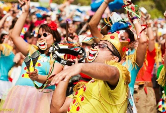 Confira os horários e dias de todos os blocos do Carnaval de Natal