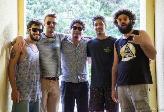 Projeto musical Igapó de Almas faz apresentação nesse domingo no Som da Mata