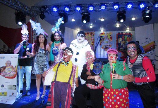 Confira os vencedores do Prêmio Dosinho como destaques do Carnaval de Natal