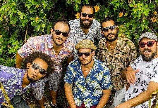 Skarimbó, uma banda potiguar para dançar e escutar