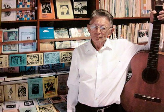 Zé Saldanha, um dos maiores cordelistas potiguares completaria 100 anos