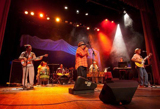 A nova sonoridade da América Latina