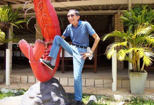 PERFIS LITERÁRIOS: Anchieta Fernandes: 50 anos de poesia