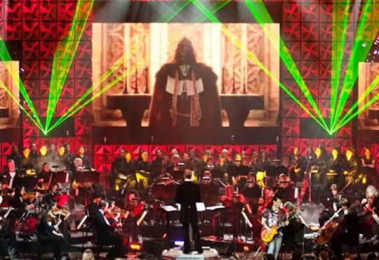 Sinfônica da UFRN faz concerto gratuito no sábado (17) só com música de cinema