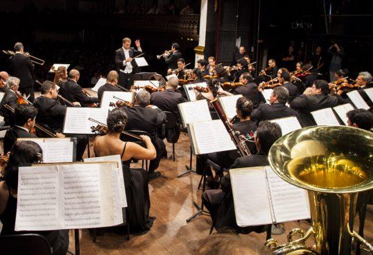 Você pode tirar seu ingresso nesta quarta para curtir a Orquestra Sinfônica do RN