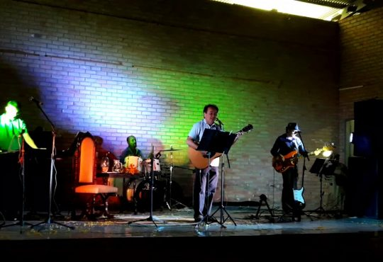 Banda canta as raízes do Seridó e do Sertão potiguar nesta quinta na Cidade Alta