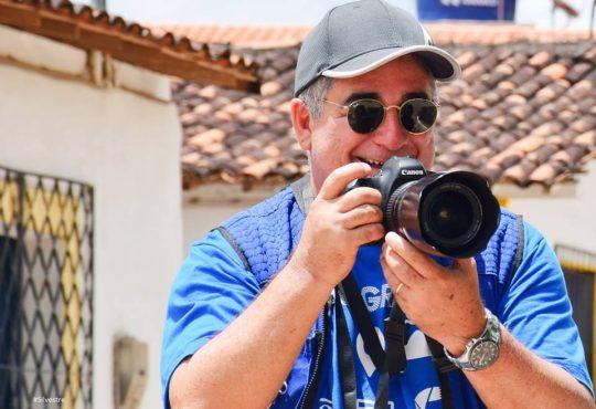 Foto do Vaqueiro de Acari ganha 1ª lugar do júri em concurso de fotografia