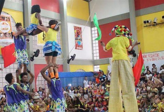 Treino de malabarismo e circo gratuitos neste sábado e domingo em Natal