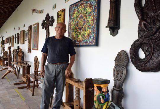Mais de mil obras em exibição no Museu Café Filho nesta quinta
